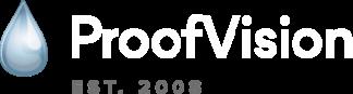 ProofVision — элитные английские телевизоры для ванной Логотип